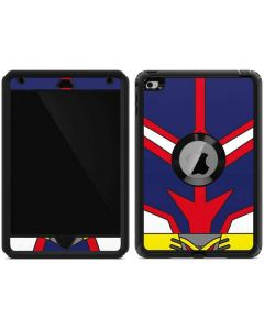 All Might Suit Otterbox Defender iPad Skin