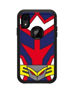 All Might Suit Otterbox Defender iPhone Skin