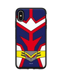 All Might Suit Otterbox Symmetry iPhone Skin