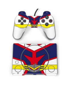 All Might Suit PlayStation Classic Bundle Skin