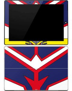 All Might Suit Surface 3 Skin