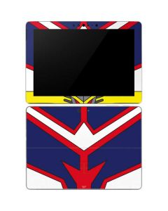 All Might Suit Surface Go Skin