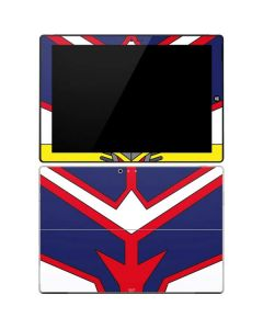 All Might Suit Surface Pro 3 Skin
