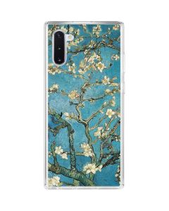 Almond Branches in Bloom Galaxy Note 10 Clear Case