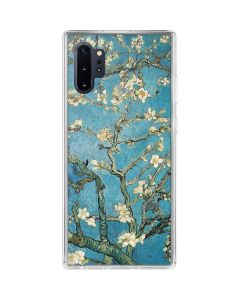 Almond Branches in Bloom Galaxy Note 10 Plus Clear Case