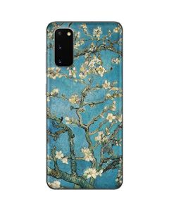 Almond Branches in Bloom Galaxy S20 Skin