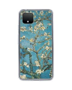 Almond Branches in Bloom Google Pixel 4 Clear Case