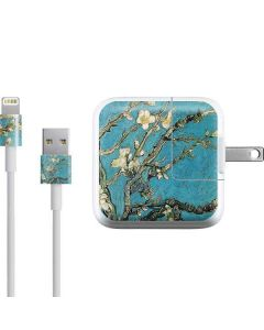 Almond Branches in Bloom iPad Charger (10W USB) Skin