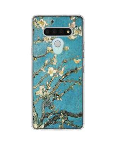 Almond Branches in Bloom LG Stylo 6 Clear Case