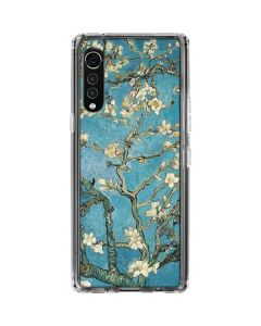 Almond Branches in Bloom LG Velvet Clear Case
