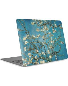 Almond Branches in Bloom Apple MacBook Air Skin
