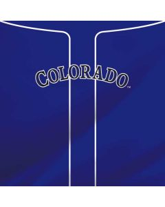 Colorado Rockies Alternate/Away Jersey Apple TV Skin