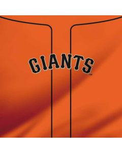 San Francisco Giants Alternate Home Jersey Google Home Hub Skin
