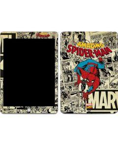 Amazing Spider-Man Comic Apple iPad Skin
