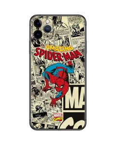 Amazing Spider-Man Comic iPhone 11 Pro Max Skin