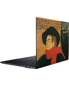 Ambassadeurs Aristide Bruant Ativ Book 9 (15.6in 2014) Skin