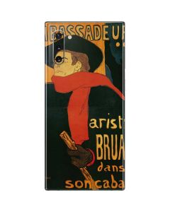 Ambassadeurs Aristide Bruant Galaxy Note 10 Skin