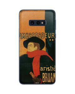 Ambassadeurs Aristide Bruant Galaxy S10e Skin