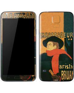 Ambassadeurs Aristide Bruant Galaxy S5 Skin