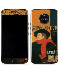 Ambassadeurs Aristide Bruant Moto X4 Skin