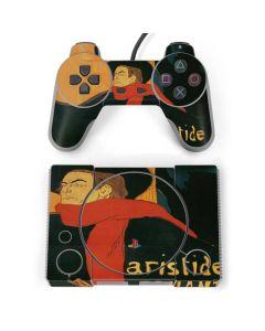Ambassadeurs Aristide Bruant PlayStation Classic Bundle Skin