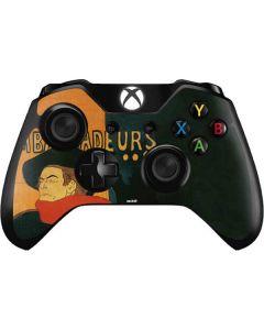 Ambassadeurs Aristide Bruant Xbox One Controller Skin