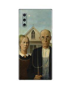 American Gothic Galaxy Note 10 Skin