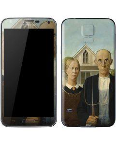 American Gothic Galaxy S5 Skin