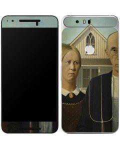 American Gothic Google Nexus 6P Skin
