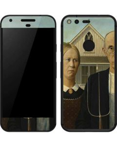 American Gothic Google Pixel Skin