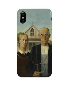 American Gothic iPhone XS Max Lite Case