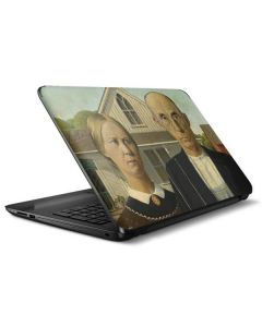 American Gothic HP Notebook Skin