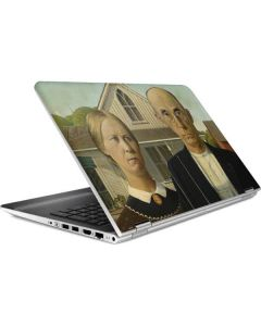 American Gothic HP Pavilion Skin