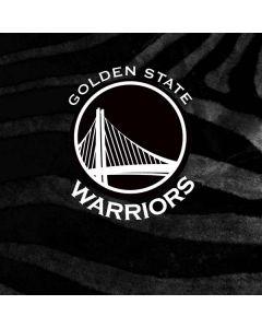 Golden State Warriors Black Animal Print Generic Laptop Skin