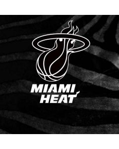Miami Heat Black Animal Print Google Home Hub Skin