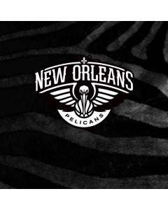 New Orleans Pelicans Black Animal Print Nintendo Switch Pro Controller Skin