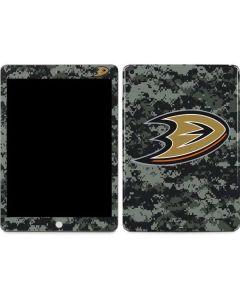 Anaheim Ducks Camo Apple iPad Skin