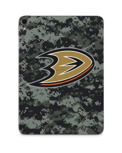 Anaheim Ducks Camo Apple iPad Pro Skin