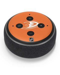 Anaheim Ducks Color Pop Amazon Echo Dot Skin