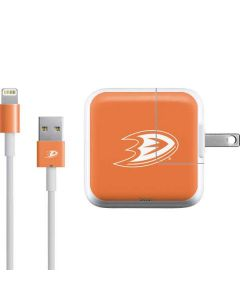 Anaheim Ducks Color Pop iPad Charger (10W USB) Skin