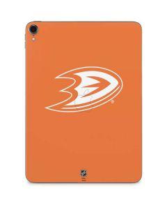 Anaheim Ducks Color Pop Apple iPad Pro Skin