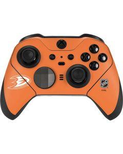 Anaheim Ducks Color Pop Xbox Elite Wireless Controller Series 2 Skin