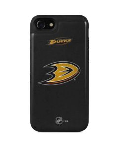 Anaheim Ducks Distressed iPhone SE Wallet Case