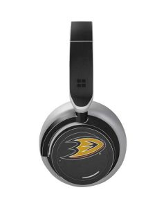 Anaheim Ducks Distressed Surface Headphones Skin