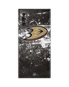 Anaheim Ducks Frozen Galaxy Note 10 Skin
