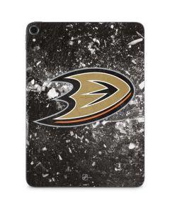 Anaheim Ducks Frozen Apple iPad Pro Skin