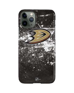 Anaheim Ducks Frozen iPhone 11 Pro Lite Case