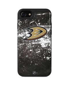 Anaheim Ducks Frozen iPhone SE Wallet Case