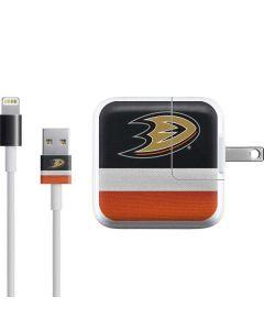 Anaheim Ducks Jersey iPad Charger (10W USB) Skin