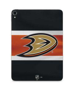 Anaheim Ducks Jersey Apple iPad Pro Skin